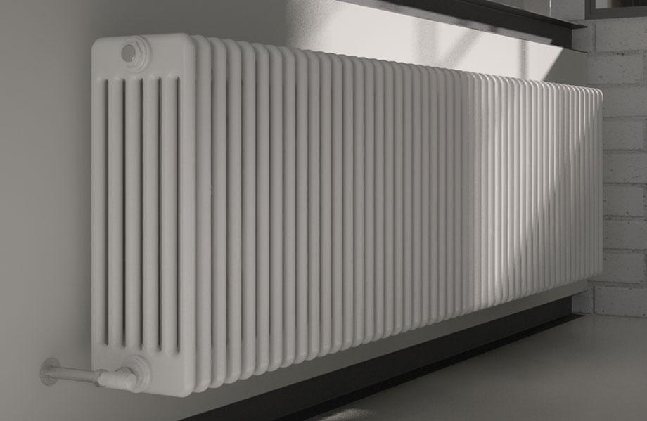 Стальной трубчатый радиатор Irsap Tesi 6 купить в Москве по низкой цене