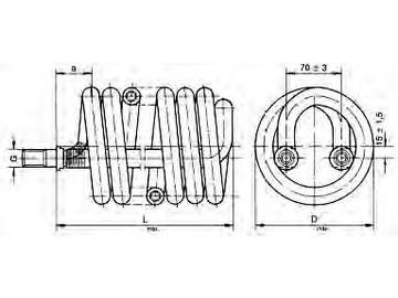 Теплообменник трубчатый оребренный характеристики жидкостно масляный теплообменник